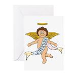CHERUBS CDH Charity Greeting Cards (Pk of 20)