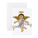 CHERUBS CDH Charity Greeting Cards (Pk of 10)