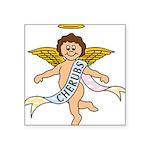 CHERUBS CDH Charity Square Sticker 3