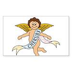 CHERUBS CDH Charity Sticker (Rectangle 50 pk)