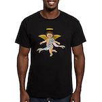CHERUBS CDH Charity Men's Fitted T-Shirt (dark)
