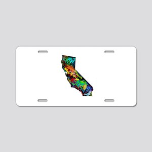 CALIFORNIA Aluminum License Plate