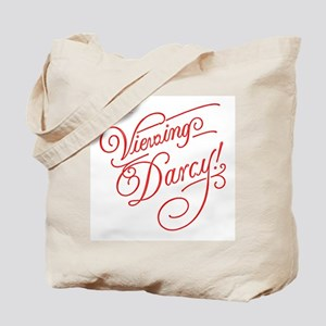 I'd...Viewing Darcy Tote Bag