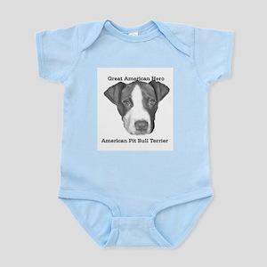 Great American Hero Infant Bodysuit