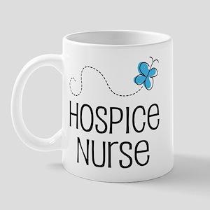 Cute Hospice nurse Mug