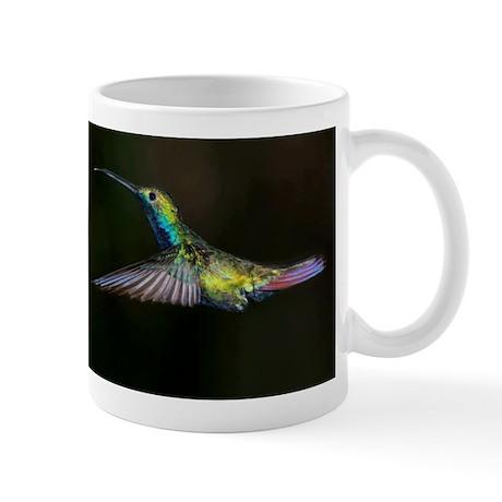 Rainbow Hummingbird Mug