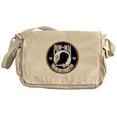 POW/MIA Masonic Messenger Bag