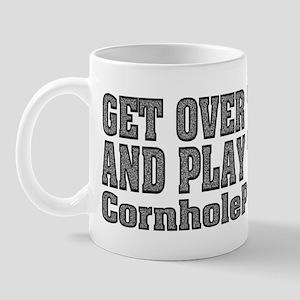 Cornhole Planet Mug