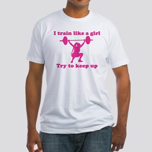 Train Like a Girl T-Shirt