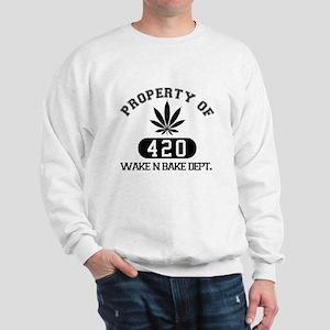 Wake n Bake Sweatshirt