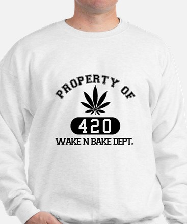 Wake n Bake Sweatshirt