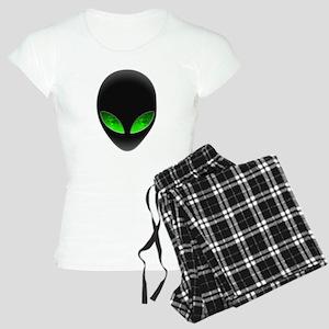 35b6a772f427 Cool Alien Earth Eye Reflection Pajamas