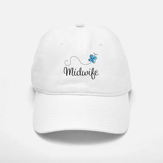 Cute Midwife Baseball Baseball Cap