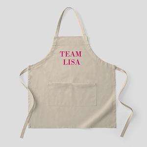 Team Lisa RHOBH Apron