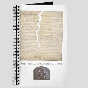 Habeas Corpus R.I.P. Journal