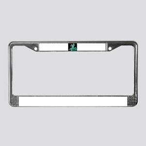The Easter What?! License Plate Frame