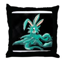 The Easter What?! Throw Pillow