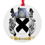 Baldwin Round Ornament