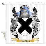 Baldwin Shower Curtain