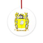Baldus Ornament (Round)