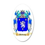 Baldung 35x21 Oval Wall Decal