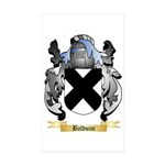 Balduini Sticker (Rectangle 50 pk)