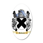 Balduini 20x12 Oval Wall Decal