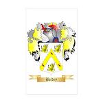 Baldry Sticker (Rectangle 50 pk)