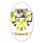 Baldrey Sticker (Oval 50 pk)