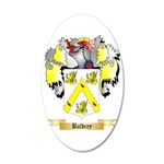 Baldrey 35x21 Oval Wall Decal