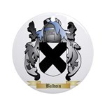 Baldoin Ornament (Round)