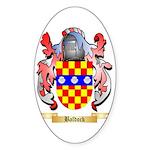 Baldock Sticker (Oval 50 pk)
