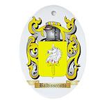 Baldisserotto Ornament (Oval)