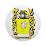 Baldisserotto Ornament (Round)