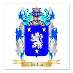 Baldini Square Car Magnet 3