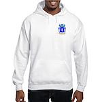 Balding Hooded Sweatshirt