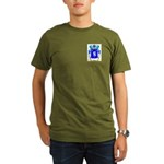 Baldi Organic Men's T-Shirt (dark)