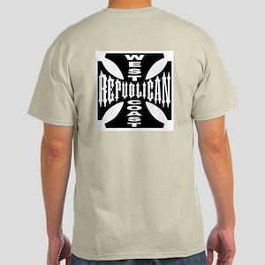 West Coast Republican Ash Grey T-Shirt