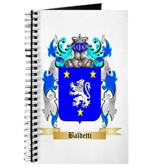 Baldetti Journal