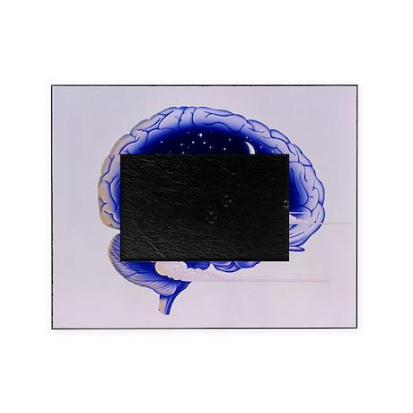 Artwork of insomnia - Picture Frame