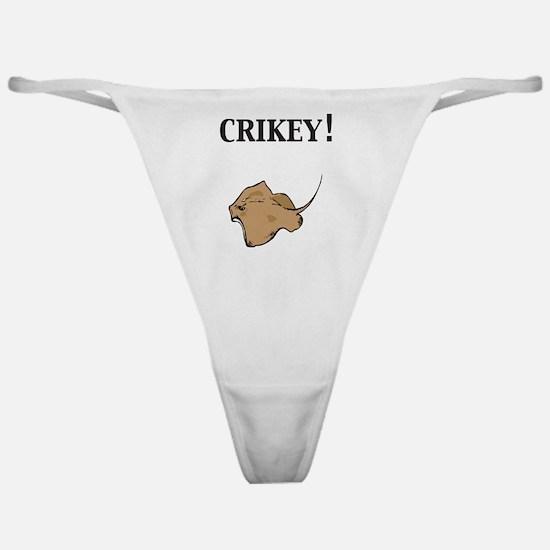 Crikey! Classic Thong