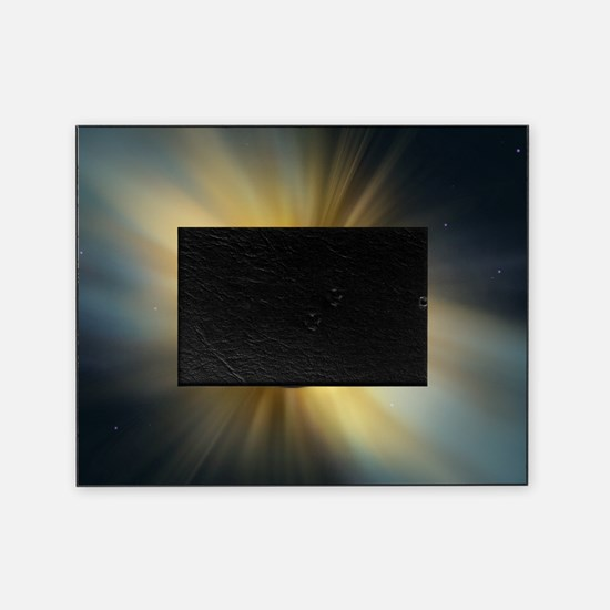 Total solar eclipse - Picture Frame
