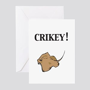 Crikey! Greeting Cards (Pk of 10)