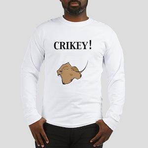 Crikey! Long Sleeve T-Shirt