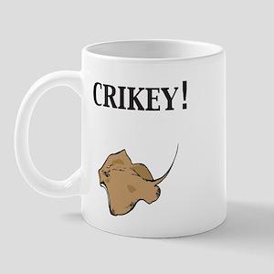 Crikey! Mug