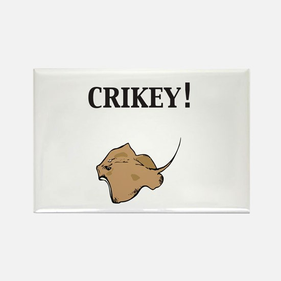 Crikey! Rectangle Magnet (10 pack)