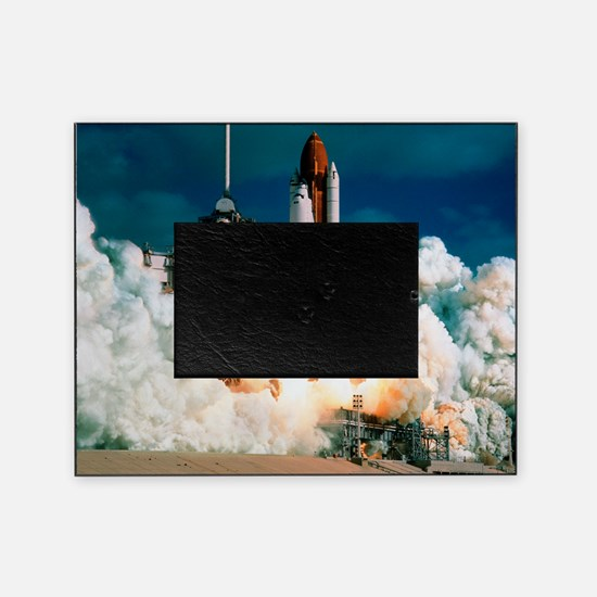 Space Shuttle launch - Picture Frame