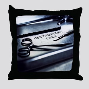 Surgical equipment - Throw Pillow
