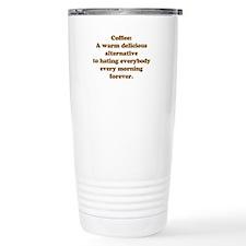 coffee alternative Travel Mug
