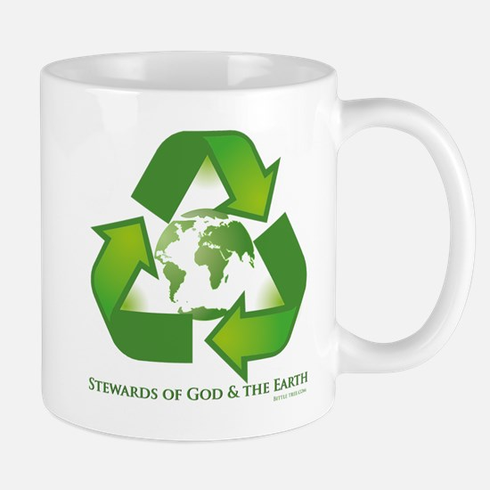 Stewards of God the Earth Mug